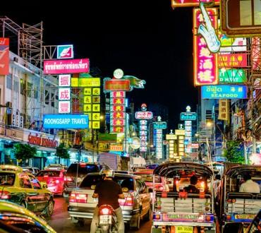 Voyage en Thaïlande : Bangkok