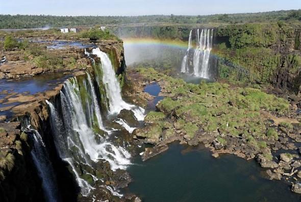 Chutes d'Iguazu : un endroit à couper le souffle