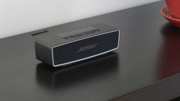 5 raisons d'acheter l'enceinte Bluetooth Bose Soundlike Mini II !