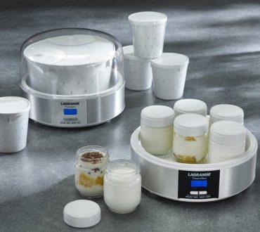 Des yaourts maisons frais et sains avec une yaourtière !